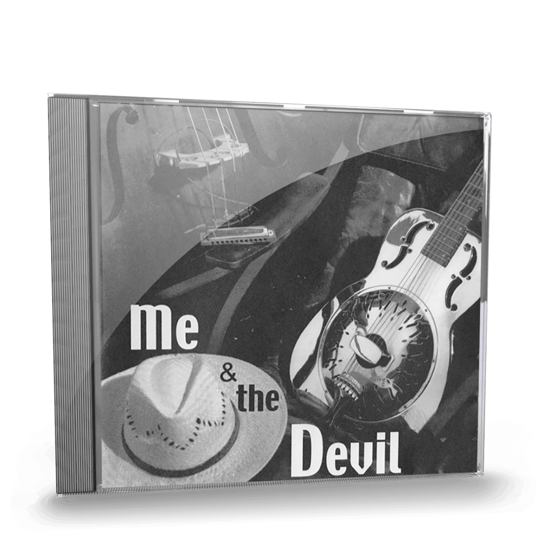 Me and The Devil - Black and White CD