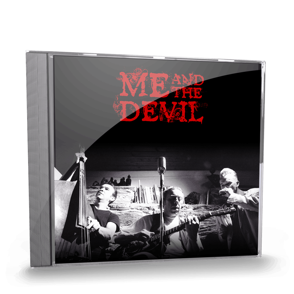 Me and The Devil - Side By Side CD